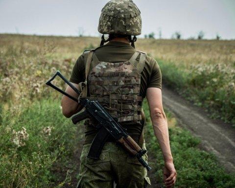 Ситуація в зоні ООС: 20 обстрілів, поранено одного військового