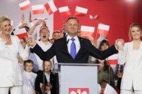 Анджей Дуда победил на президентских выборах в Польше