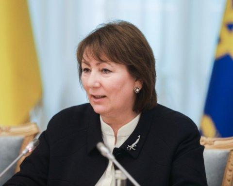 Данишевская рассказала о давлении на судей Верховного суда