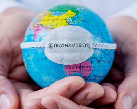 Коронавирус в мире: 11,2 млн больных, прирост упал