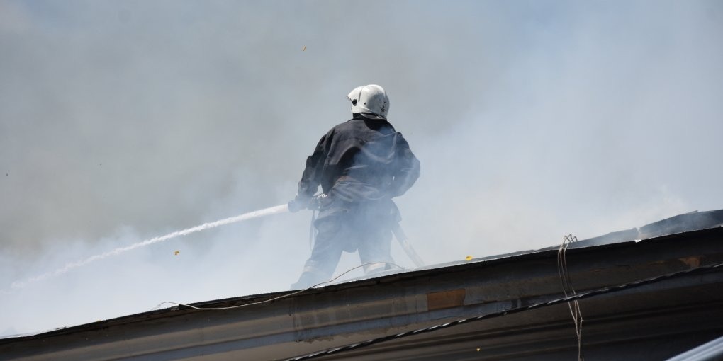 В центре Одессы сгорел старинный дом, почти 40 человек остались без крыши на головой