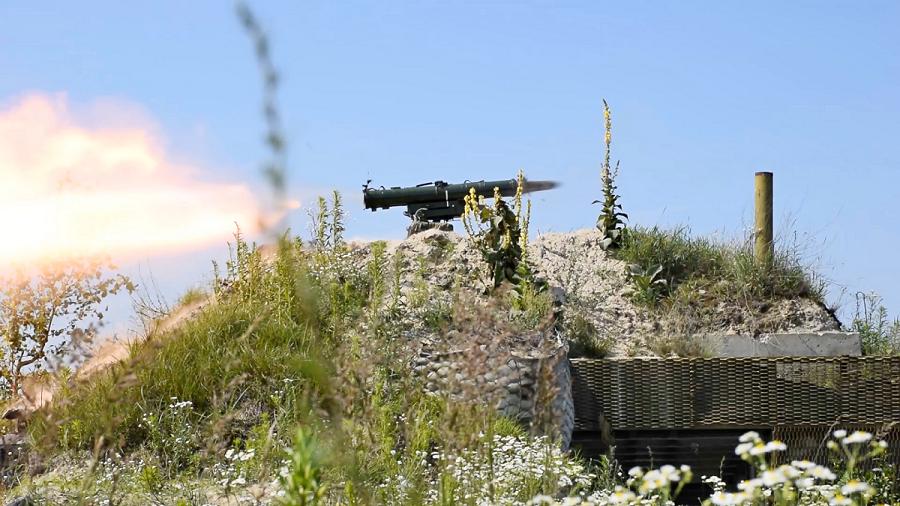 ЗСУ показали, як використовують Javelin: вражаюче відео