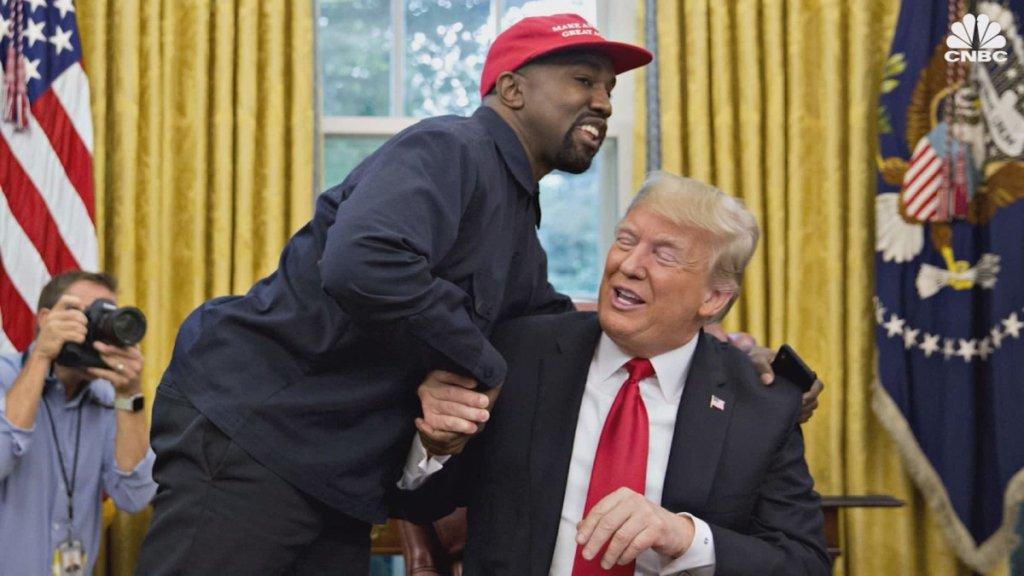Знімаю червону кепку: Каньє Вест зізнався, від якої партії буде балотуватися в президенти США