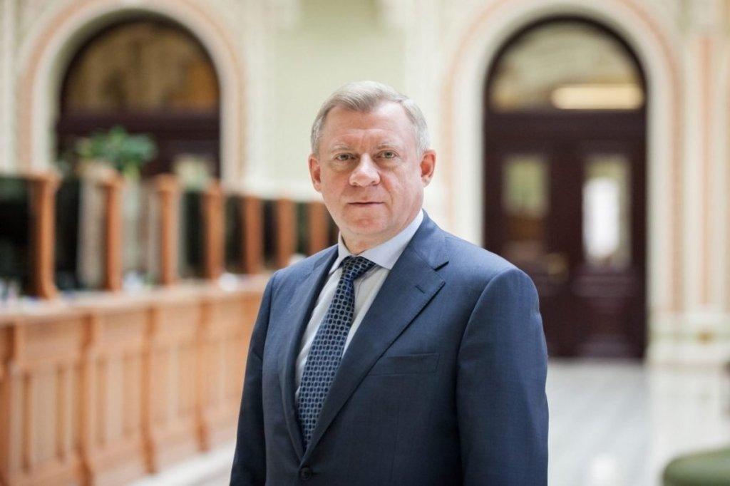 Якова Смолія звільнили з посади глави Нацбанку України