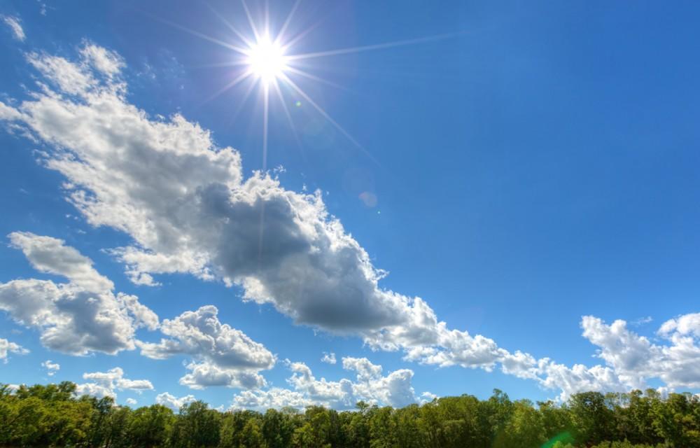 Погода на 04.07.2020: Жарко, ясно и безоблачно