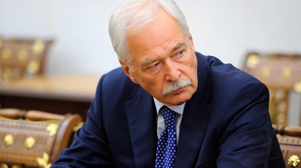 """Представник Путіна у ТГК заявив про """"створення в Україні ще двох держав"""""""