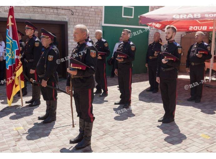 В Запорожской области появились казаки с российскими связями: подробности