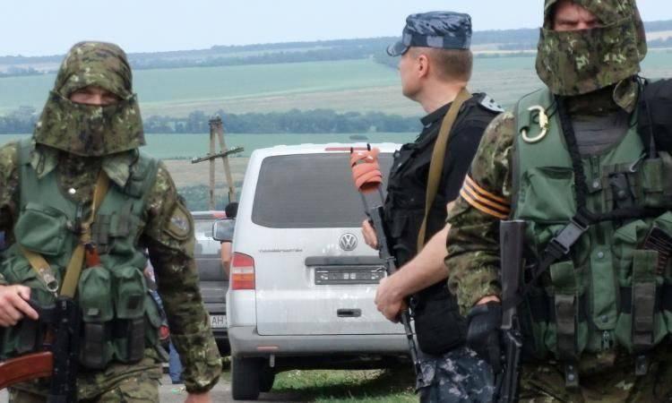 """Терористи """"ДНР"""" відкрили кордон з Росією з 1 липня"""