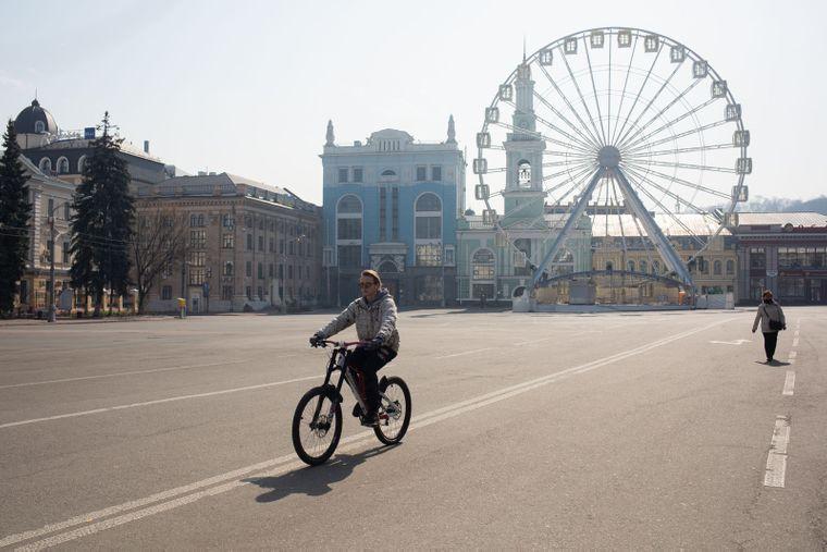 Степанов заявил, что Киев покинет «красную» зону на этой неделе