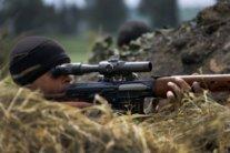 Росія більш активно почала застосовувати снайперів на Донбасі