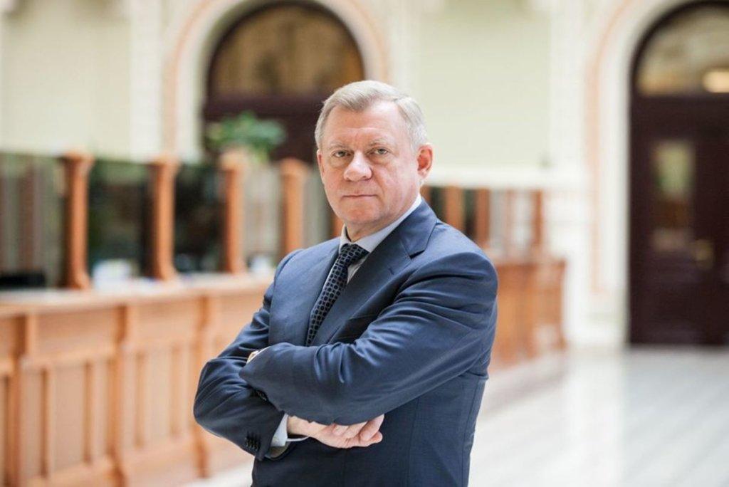 Смолій подав у відставку з поста глави НБУ: перші подробиці