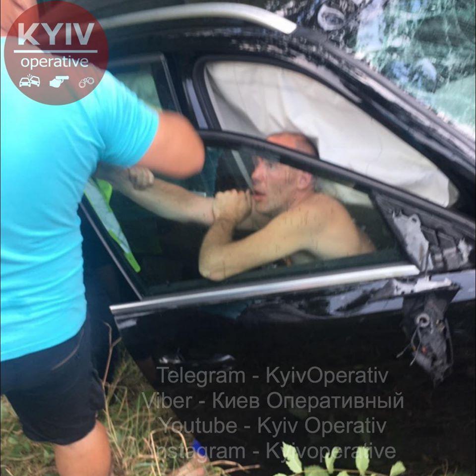 Убийца и угонщик: что известно о водителе, который убил целую семью в ДТП под Киевом
