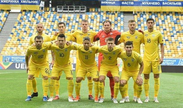 На матчах Украины против Испании и Швейцарии трибуны будут пустыми