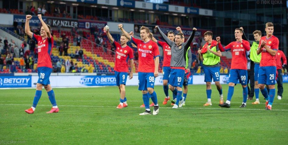 ЦСКА осуществляет трансфер нового нападающего