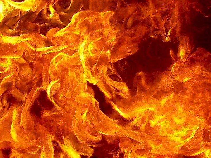 Травмований 7-річний хлопчик під час гасіння пожежі в Житомирській області