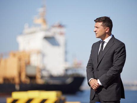 Власники танкера Delfi незабаром стануть відомі – Зеленський