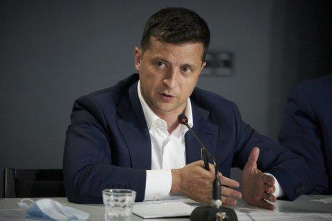Донбас: Зеленський провів нараду з питань ТКГ