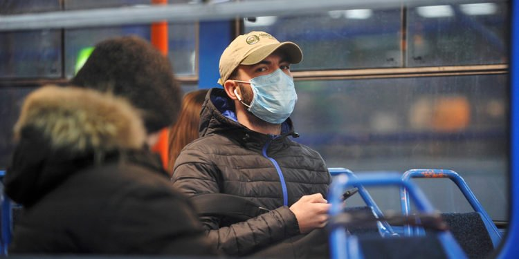 COVID-19 в Києві: статистика поширення вірусу по районам міста