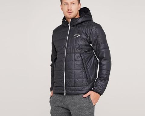Мужские куртки Nike: особенности и широкий модельный ряд