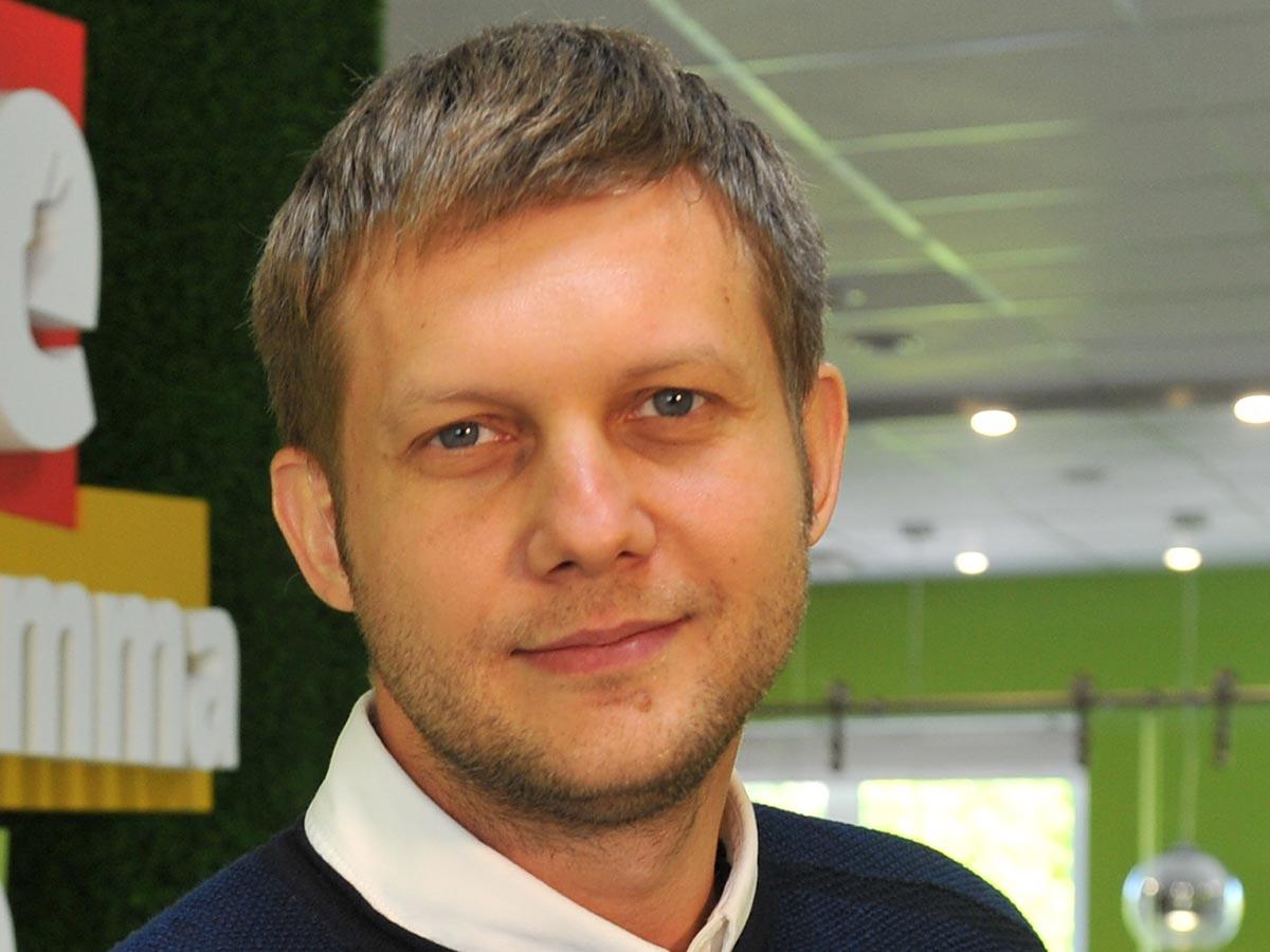 Актер и пропагандист Корчевников приехал в Киев — фото