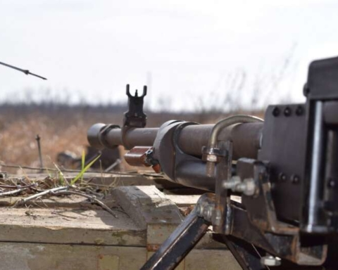 Донбасс: был дважды нарушен режим прекращения огня — штаб ООС