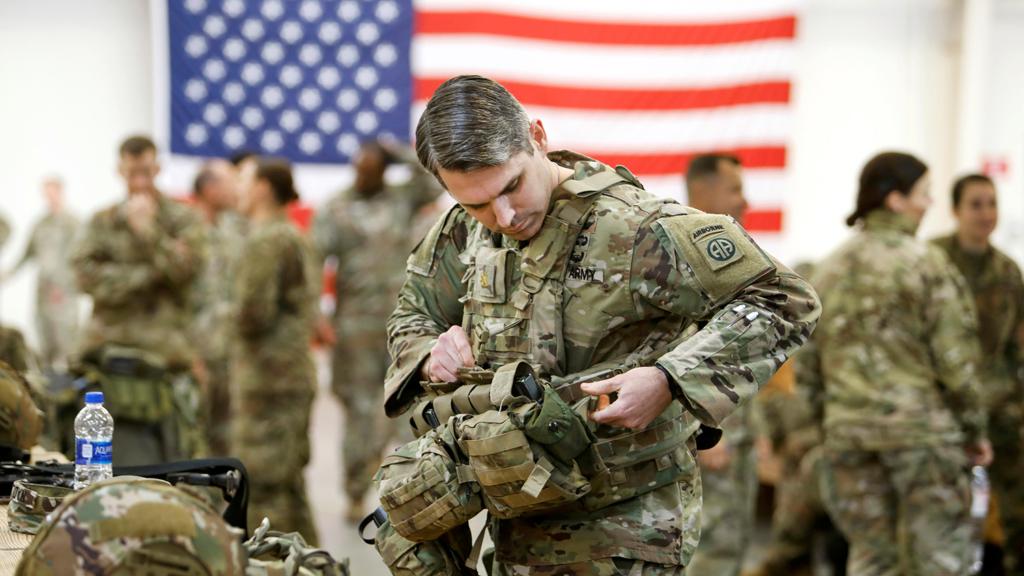 COVID-19: військових США обмежили в пересуванні по Україні, Грузії та Німеччини