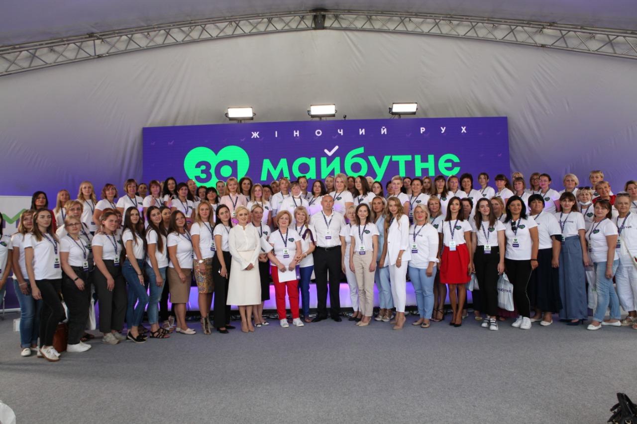 Женское движение партии «ЗА МАЙБУТНЄ» требует отправить министра здравоохранения в отставку