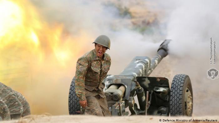 Нагірний Карабах: загинуло понад 50 мирних жителів