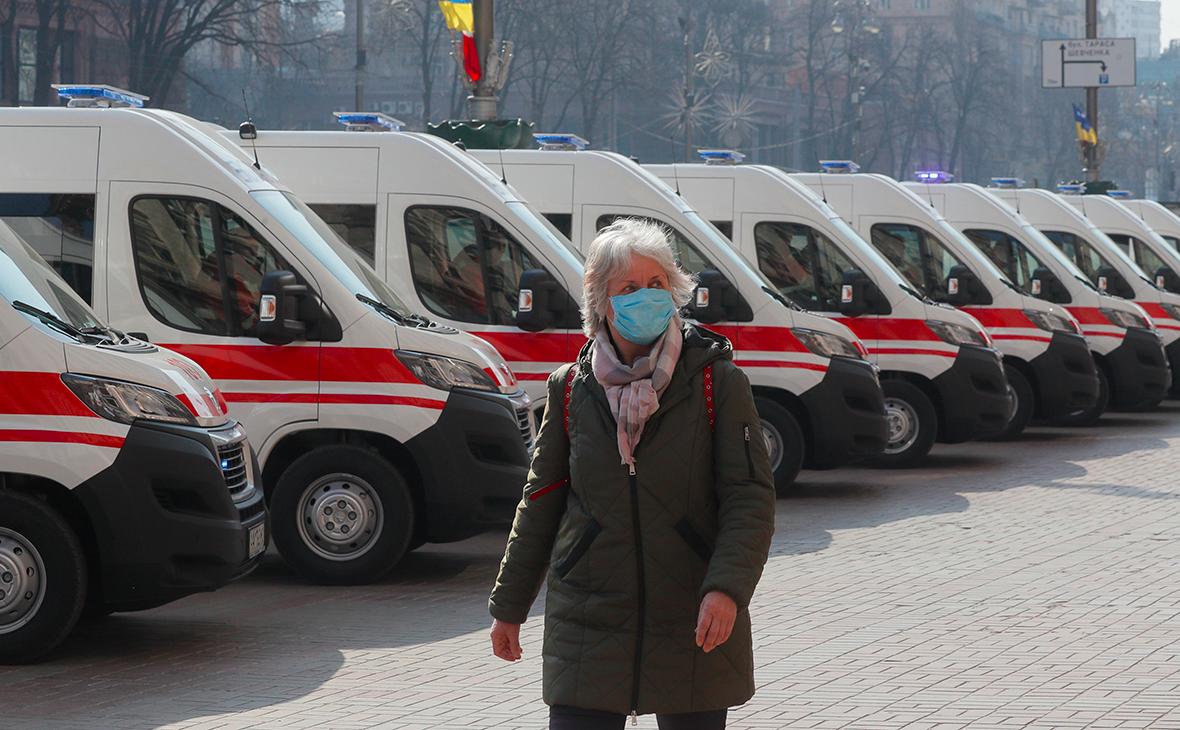 COVID-19 в Києві: виявлено 453 хворих за добу на момент 18 жовтня