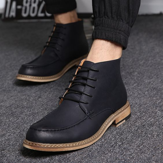 Як вибрати чоловіче взуття і де його краще купити