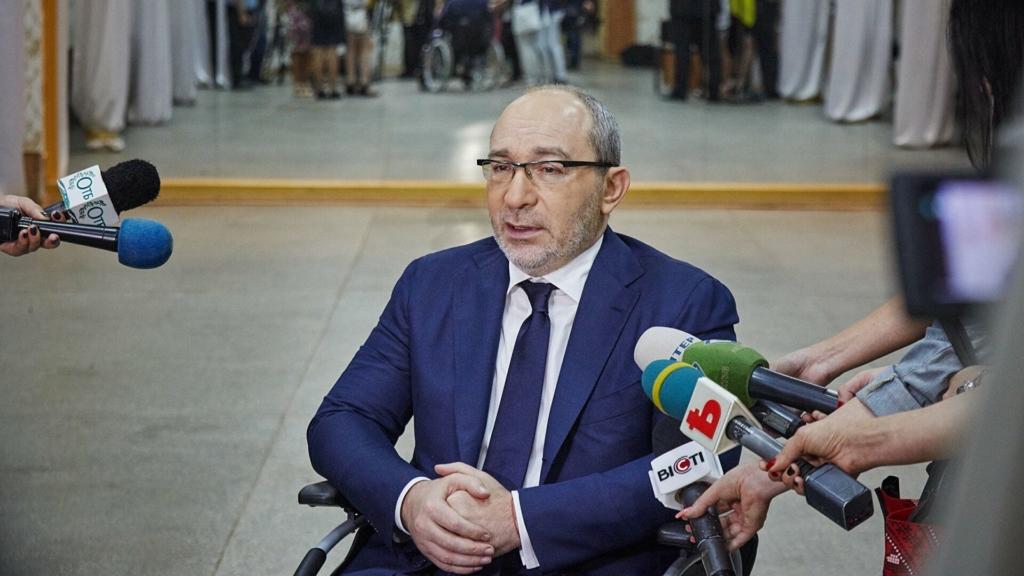 Харьков прощается с Кернесом