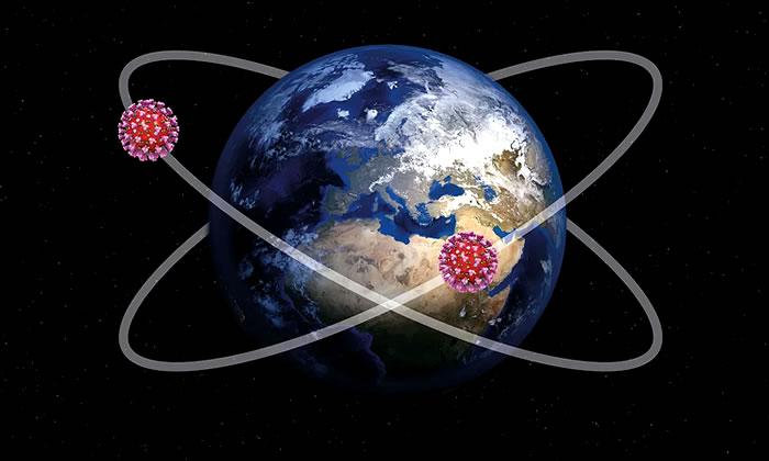 COVID-19 в мире: статистика заболеваемости на момент 10 октября