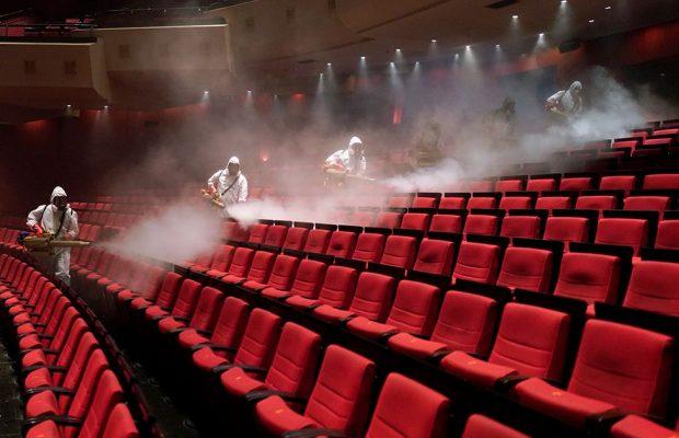 COVID-19: в Україні будуть працювати кінотеатри в червоній зоні