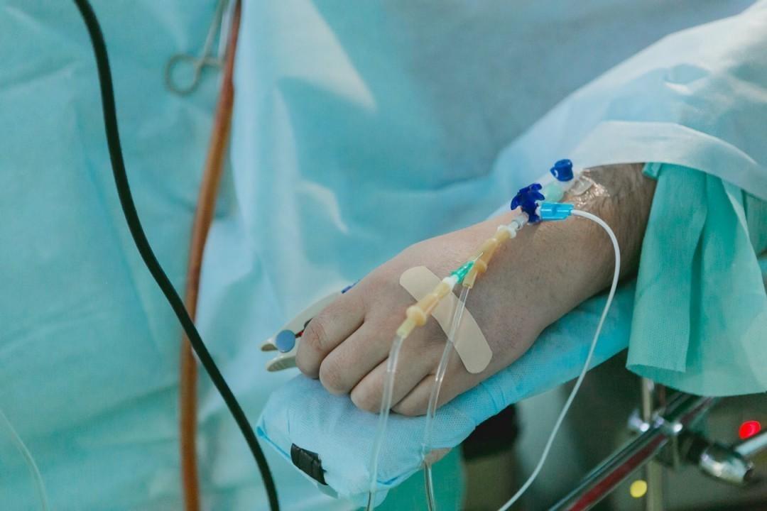 COVID-19: яких пацієнтів найчастіше госпіталізують – Степанов