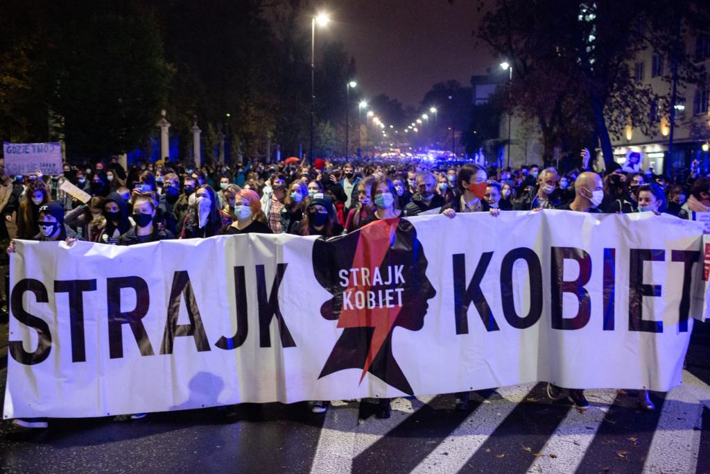 У Польщі ввели заборону на аборти: почалися масові протести