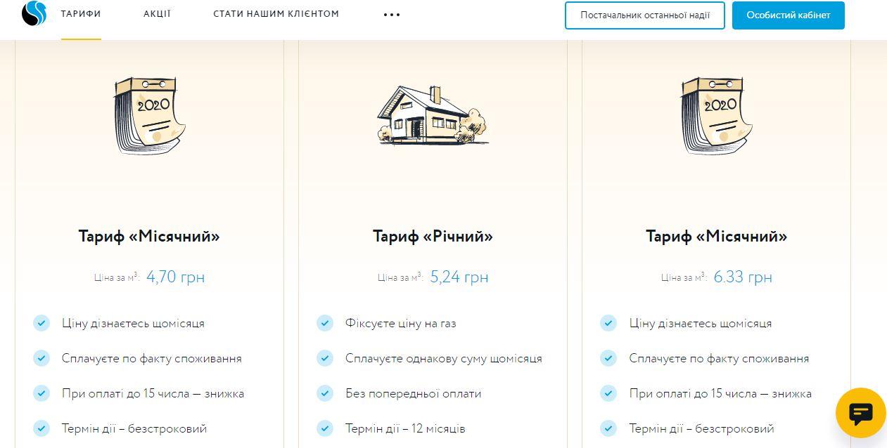 Украинцев заставят платить за газ больше: новые тарифы