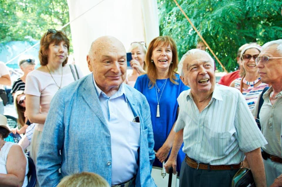 Помер Михайло Жванецький