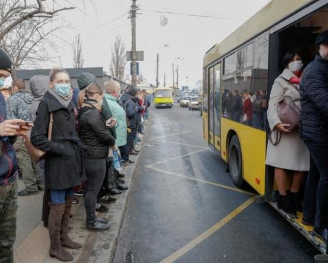 На выходных в Украине могут запретить работу транспорта
