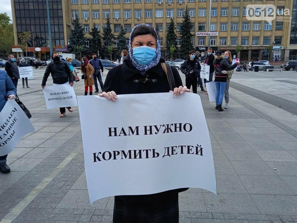 По всій Україні розпочався протест проти карантину вихідного дня