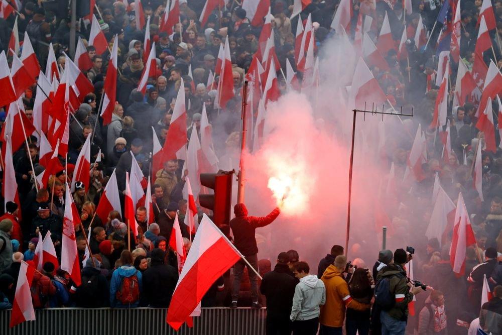 У Варшаві заборонили марш націоналістів до Дня незалежності Польщі