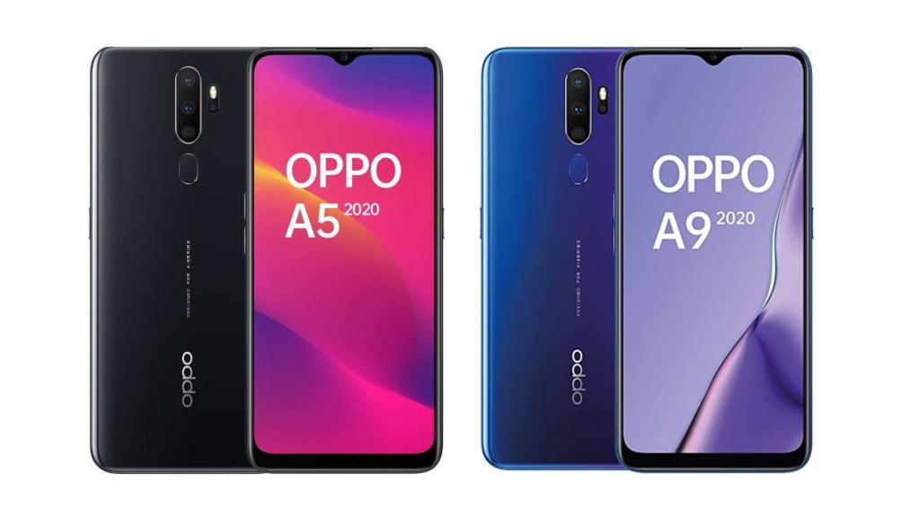 Порівняння OPPO A5 і Oppo A9