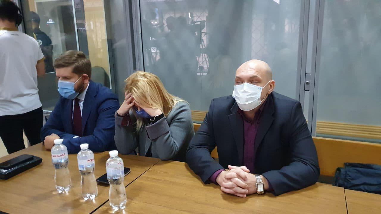 Скрутила номерні знаки і видалила відео з реєстратора: в Полтаві суд виправдав жінку, яка на смерть збила дитину на переході