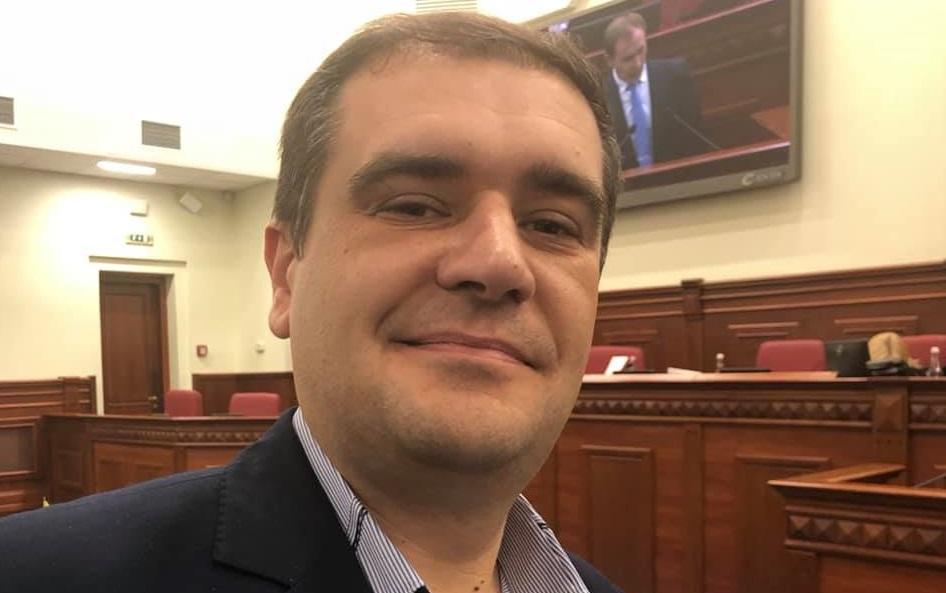 Росляков Віталій Валерійович