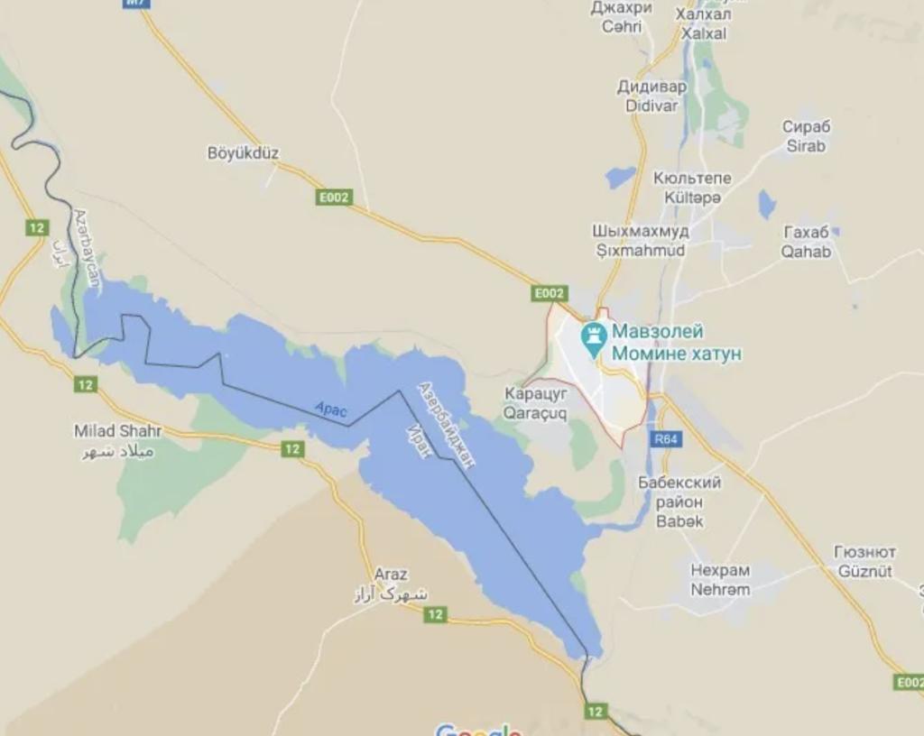 Військовий літак РФ збили на території Вірменії – відео