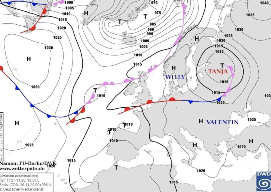 Похолодання, дощ і сніг: синоптик розповіла про погоду в п'ятницю