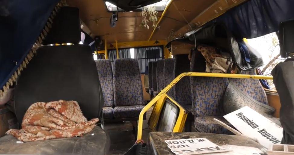 Под Херсоном перевернулся рейсовый автобус: есть погибшие и много пострадавших