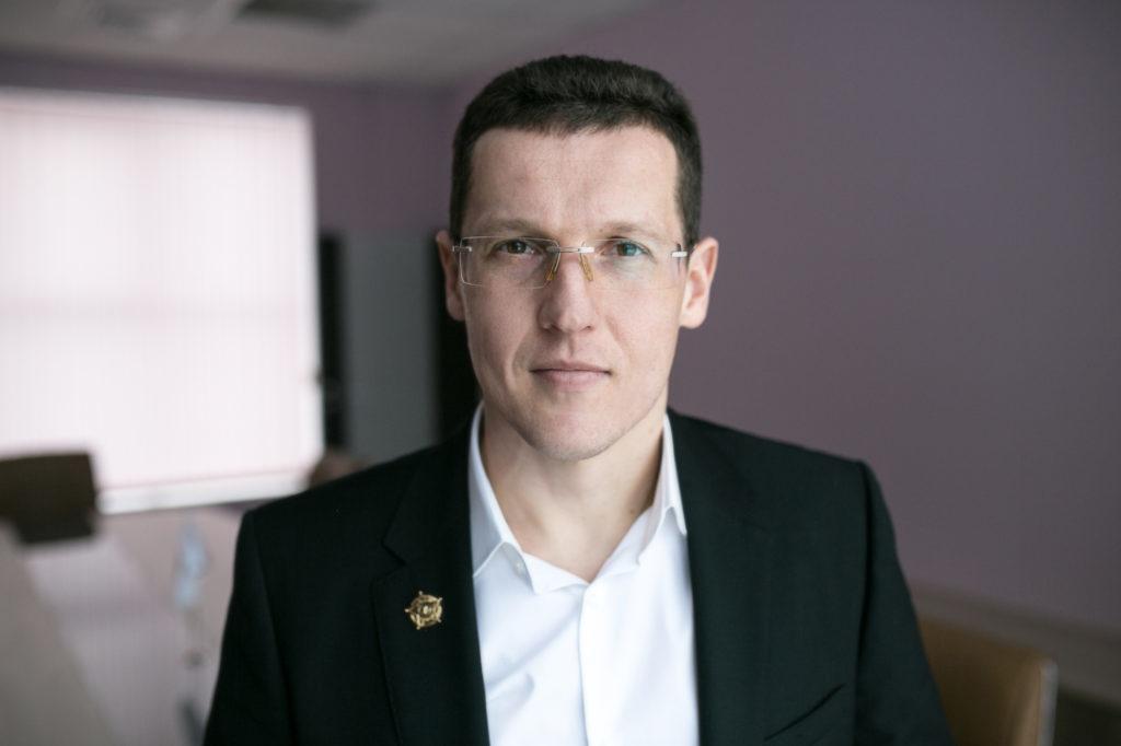 Стрижов Дмитро Юрійович