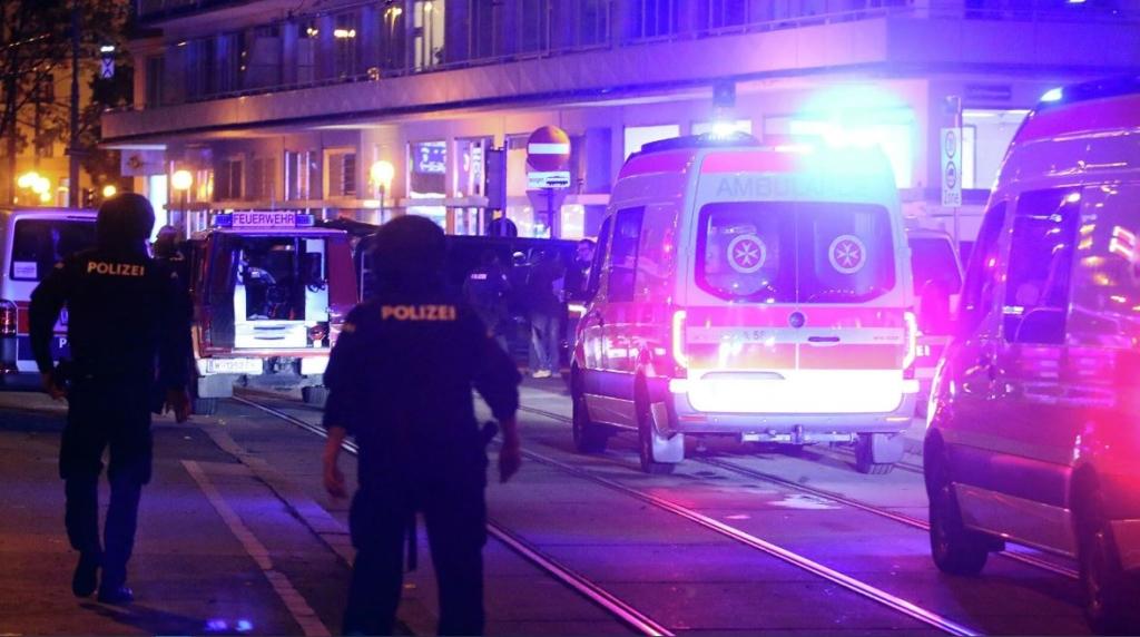 Сторонники «Исламского государства» открыли стрельбу в Вене: все подробности трагедии