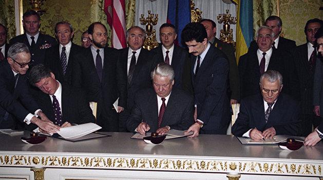 Кравчук признался, почему Украина подписала Будапештский меморандум