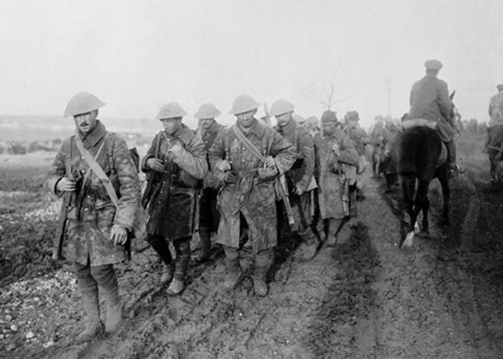 У Канаді зафіксований вже 4 випадок лихоманки часів Першої світової